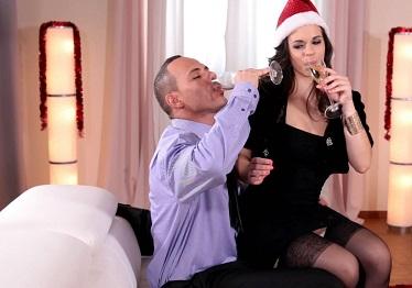 Imagen Nekane pasa la Nochebuena en casa de su mejor amante